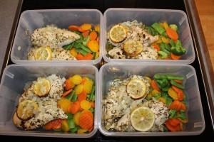 Essenvorbereitung