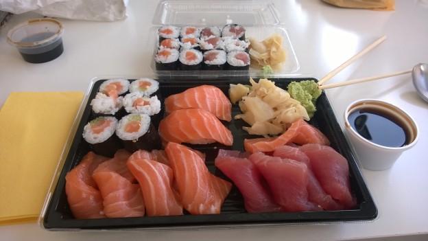 Sushi Carboloading